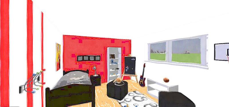Agencement d une chambre comment agencer une chambre for Chambre de mise en charge