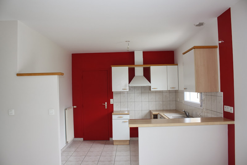 Amenagement interieur maison neuve good dcoration duun for Interieur maison neuve